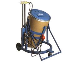 Drum Bulk Powder Feed For Powder Coating Systems