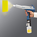 Encore Manual Powder Coating Spray System - Cup Gun Kit