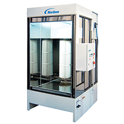 MicroMax Manual Powder Spray Booths