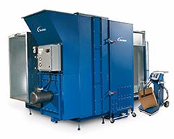 RCM Cartridge Module Powder Coating Spray booth
