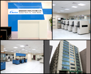 Nordson Advanced Technology Systems Expands to New Facilities in Taiwan