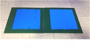 Conformal coating adhesion improved with conformal coating