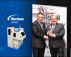 SMTAI 2016 Global Technology Award for Nordson MARCH