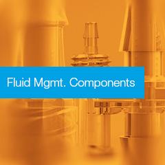 液体管理组件