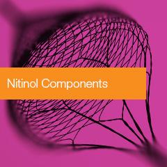 镍钛合金组件