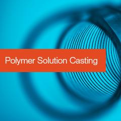 聚合物溶液浇铸