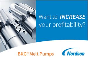 Check out the BKG® BlueFlow™ Melt Pumps - NOW available in bigger sizes!