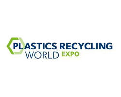 plastics recycling world logo