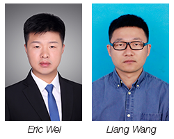 New PPS Engineers in China