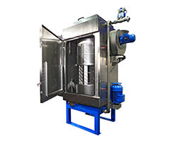 Pellet Dryer Inclusively Exhaust Blower
