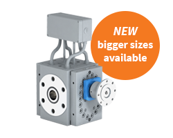 Extrusion Pumps Types EP-SE-EO / EP-SF-EO