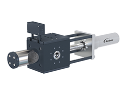 D-SWE Discontinuous Screen Changer