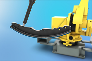 Aerospace Composite Part Edge Sealing
