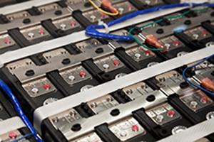 Applikationen für die Batterienzellen-Energieverteilung