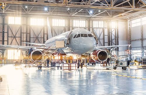 创新的航空航天解决方案