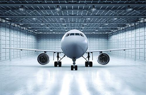 Soluciones Automatizadas para la Industria Aeroespacial