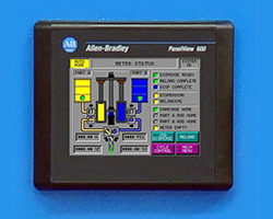 Control Panel Display