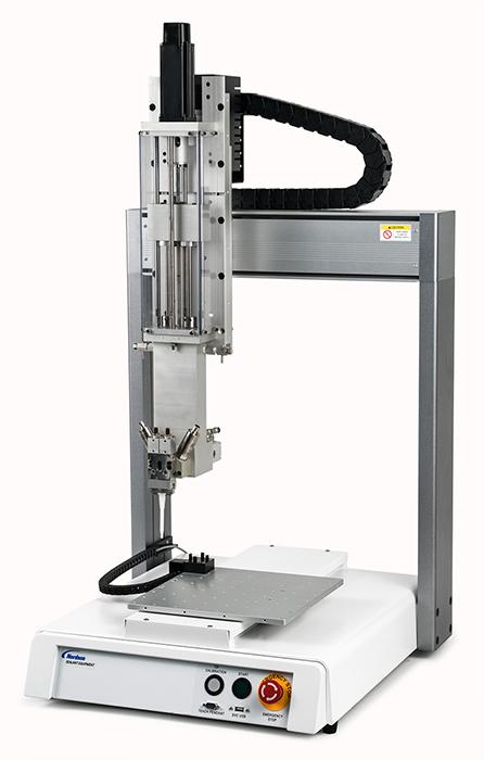 XYZ Meter Series Table with valve