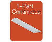 1-Komponenten Mess-System mit stetiger Durchflussrate