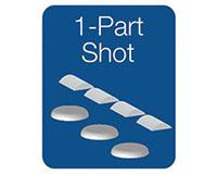 1-Komponenten Shot-Dosierer