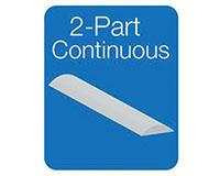 2-Komponenten Mess-System mit stetiger Durchflussrate