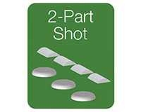 2-Komponenten Shot-Dosierer