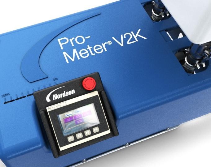 Pro-Meter® V2K - Benchtop 2K Metering System