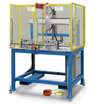 Sealant Equipment Dual-Station XYZ Robotic Dispensing System