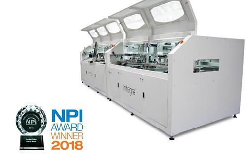 Award Winning Soldering System