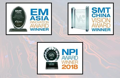 Award Winning Technologies