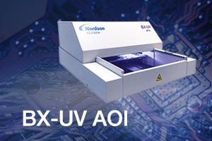 BX-UV Benchtop系统通过自动化检验过程进行了简单方便的保形涂层的检查。