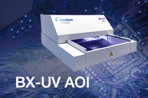 The BX-UV benchtop system makes inspection of conformal coatings simple and convenient by automating the inspection process.