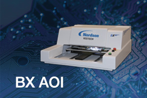 The BX AOI offers off-line benchtop PCB inspection with exceptional defect coverage.