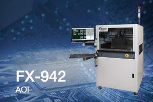 所有新的双面PTH自动化光检查解决方案
