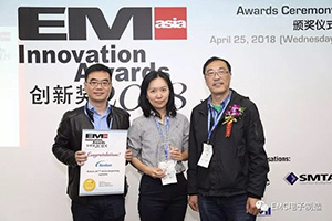 YESTECH Recognized for Excellence by Asian Electronics Industry.