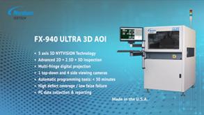 FX-940 ULTRA 3D AOI